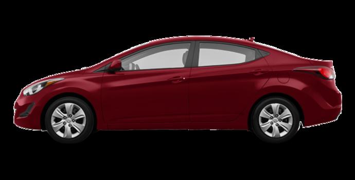 2016 Hyundai Elantra L | Photo 4 | Venetian Red