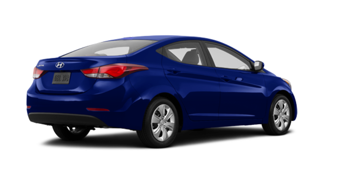 2016 Hyundai Elantra L | Photo 5 | Coast Blue