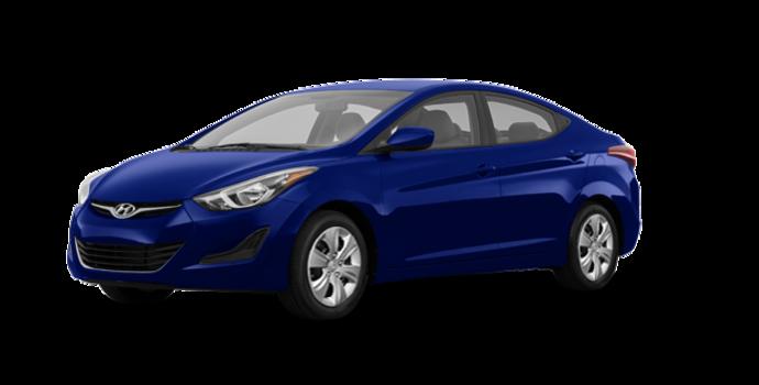 2016 Hyundai Elantra L | Photo 6 | Coast Blue