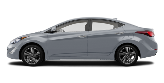 2016 Hyundai Elantra LIMITED | Photo 4 | Shimmering Silver
