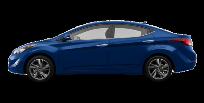 2016 Hyundai Elantra LIMITED | Photo 4 | Windy Sea Blue