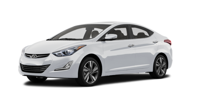 2016 Hyundai Elantra LIMITED | Photo 6 | Monaco White