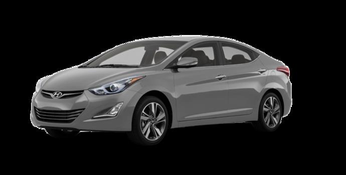 2016 Hyundai Elantra LIMITED | Photo 6 | Titanium Grey Metallic