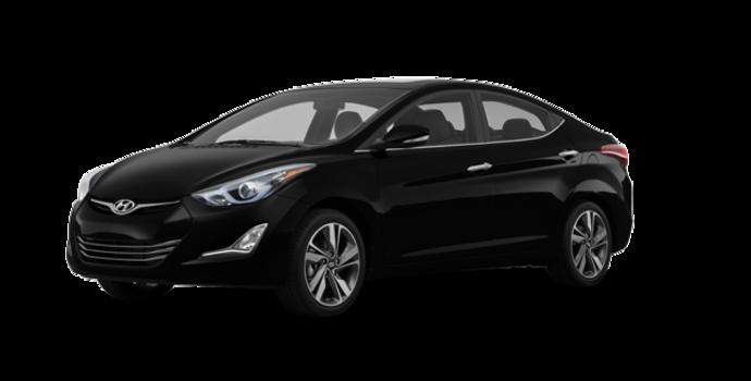 2016 Hyundai Elantra LIMITED | Photo 6 | Space Black
