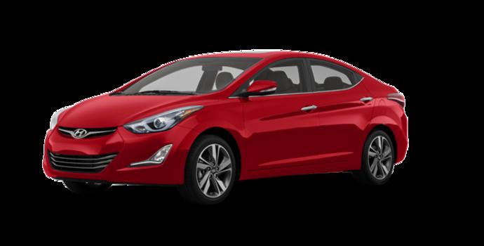 2016 Hyundai Elantra LIMITED | Photo 6 | Geranium Red