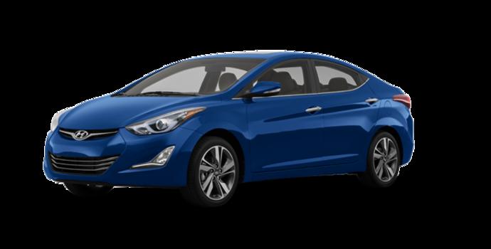 2016 Hyundai Elantra LIMITED | Photo 6 | Windy Sea Blue
