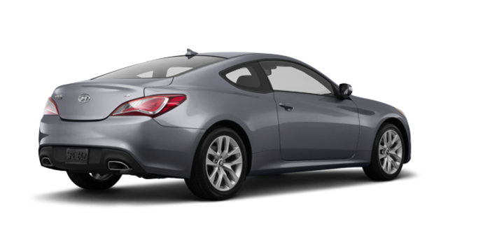 2016 Hyundai Genesis Coupe 3.8 Premium | Photo 5 | Empire State Grey