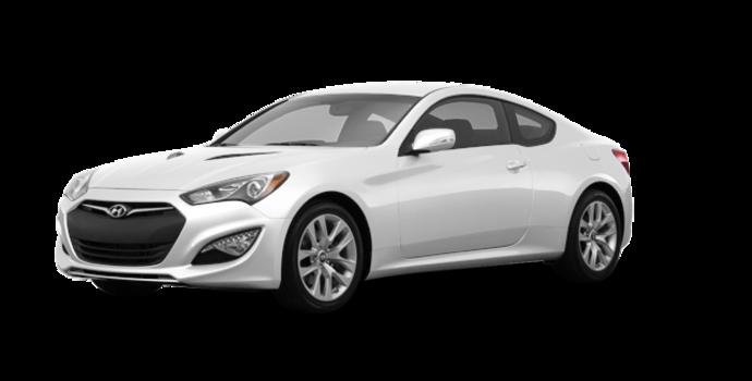 2016 Hyundai Genesis Coupe 3.8 Premium | Photo 6 | Casablanca White