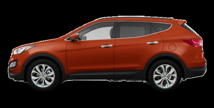 2016 Hyundai Santa Fe Sport 2.0T LIMITED | Photo 4 | Canyon Cooper