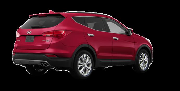 2016 Hyundai Santa Fe Sport 2.0T LIMITED | Photo 5 | Serrano Red