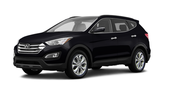 2016 Hyundai Santa Fe Sport 2.0T LIMITED | Photo 6 | Twilight Black