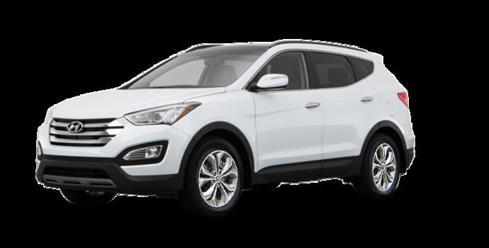 2016 Hyundai Santa Fe Sport 2.0T LIMITED | Photo 6 | Frost White Pearl