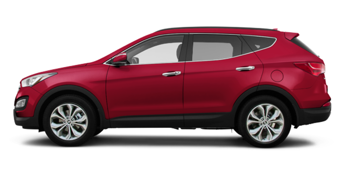2016 Hyundai Santa Fe Sport 2.0T SE | Photo 4 | Serrano Red