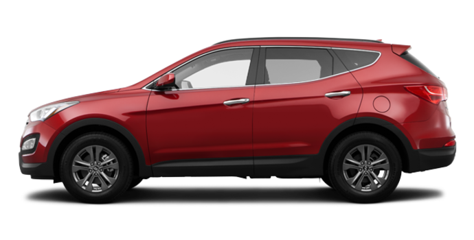 2016 Hyundai Santa Fe Sport 2.4 L PREMIUM | Photo 4 | Serrano Red