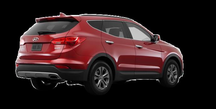 2016 Hyundai Santa Fe Sport 2.4 L PREMIUM | Photo 5 | Serrano Red