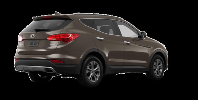 2016 Hyundai Santa Fe Sport 2.4 L FWD | Photo 5 | Titanium Silver