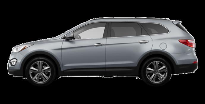 2016 Hyundai Santa Fe XL LIMITED | Photo 4 | Circuit Silver