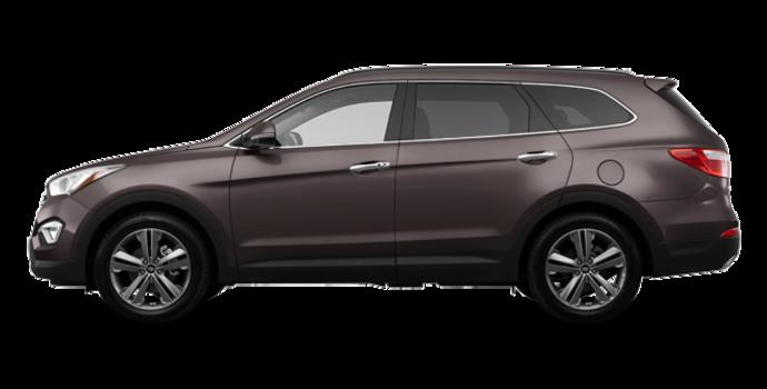 2016 Hyundai Santa Fe XL LIMITED | Photo 4 | Tan Brown
