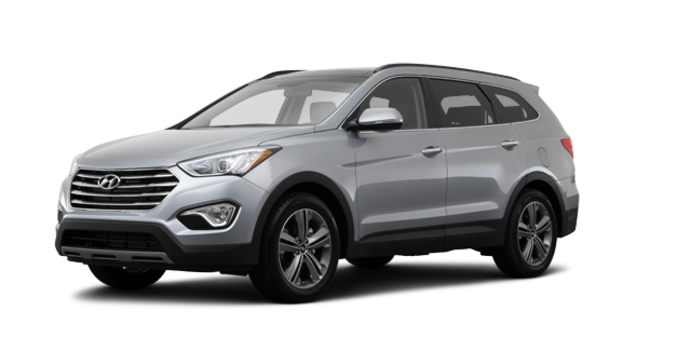 2016 Hyundai Santa Fe XL LIMITED | Photo 6 | Iron Frost