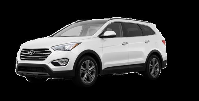 2016 Hyundai Santa Fe XL LIMITED | Photo 6 | Monaco White