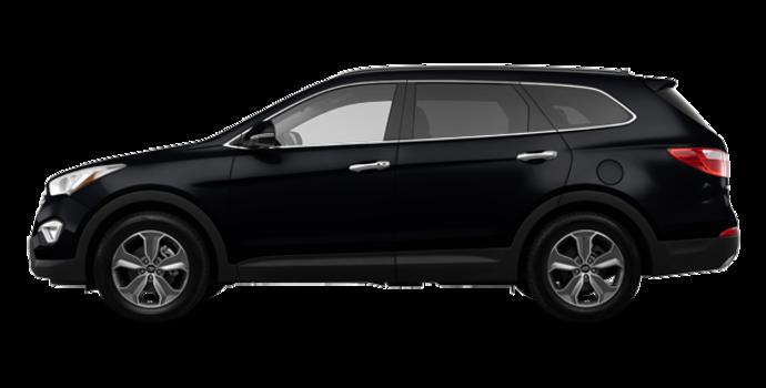 2016 Hyundai Santa Fe XL LUXURY | Photo 4 | Becketts Black