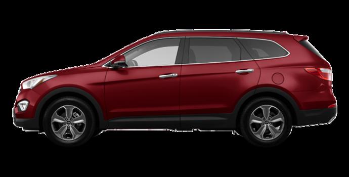 2016 Hyundai Santa Fe XL LUXURY | Photo 4 | Regal Red Pearl