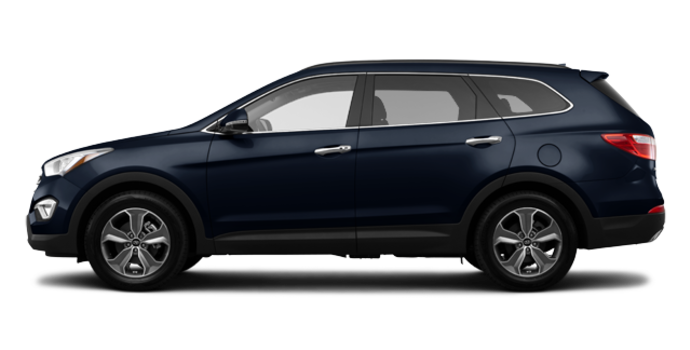 2016 Hyundai Santa Fe XL LUXURY | Photo 4 | Night Sky Pearl