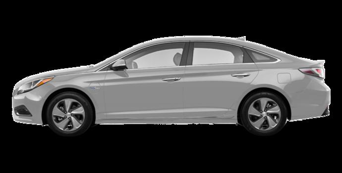 2016 Hyundai Sonata Plug-in Hybrid ULTIMATE   Photo 4   Platinum Silver
