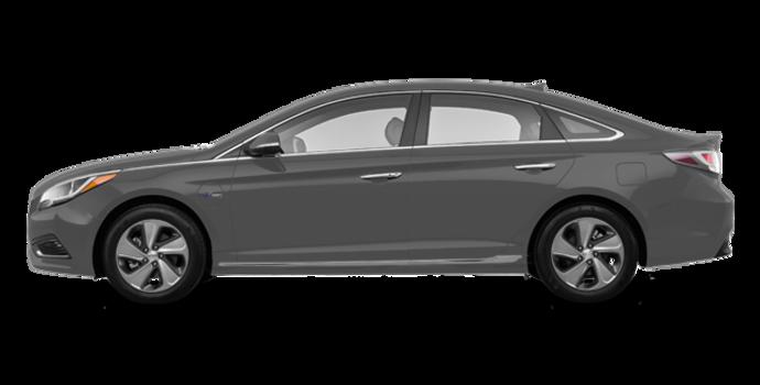 2016 Hyundai Sonata Plug-in Hybrid ULTIMATE   Photo 4   Polished Metal