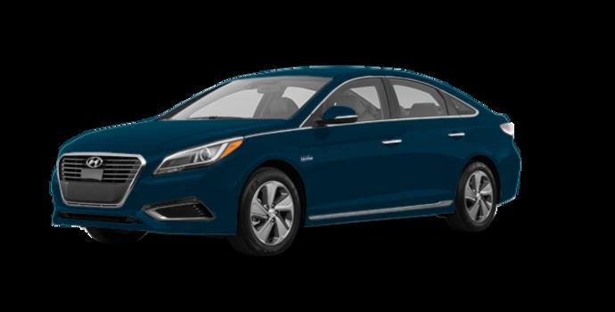 2016 Hyundai Sonata Plug-in Hybrid ULTIMATE   Photo 6   Night Sky Blue