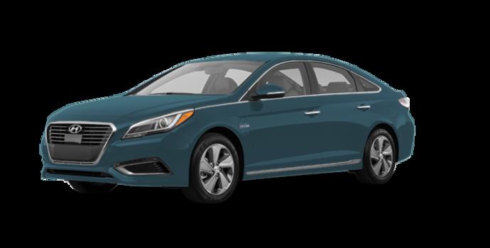 2016 Hyundai Sonata Plug-in Hybrid ULTIMATE   Photo 6   Graphite Blue