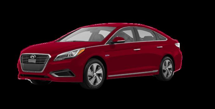 2016 Hyundai Sonata Plug-in Hybrid ULTIMATE   Photo 6   Venetian Red
