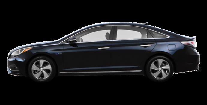 2016 Hyundai Sonata Hybrid ULTIMATE | Photo 4 | Night Sky Blue