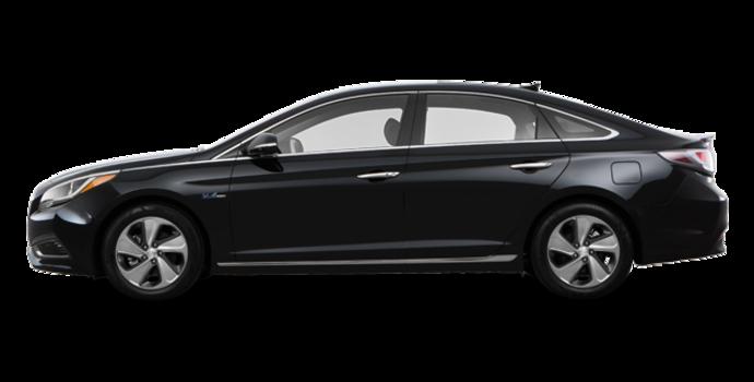 2016 Hyundai Sonata Hybrid ULTIMATE | Photo 4 | Phantom Black