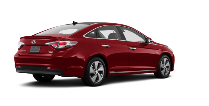 2016 Hyundai Sonata Hybrid ULTIMATE | Photo 5 | Venetian Red