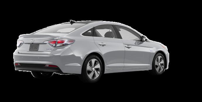 2016 Hyundai Sonata Hybrid ULTIMATE | Photo 5 | Platinum Silver