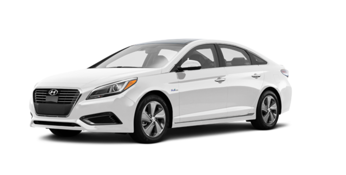 2016 Hyundai Sonata Hybrid ULTIMATE | Photo 6 | Ice White