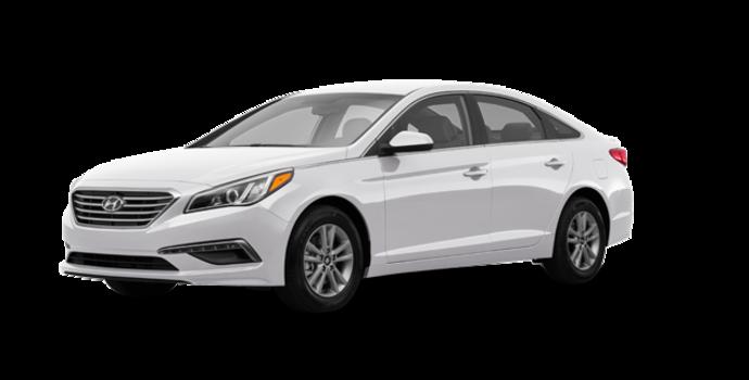 2016 Hyundai Sonata GL | Photo 6 | Ice White