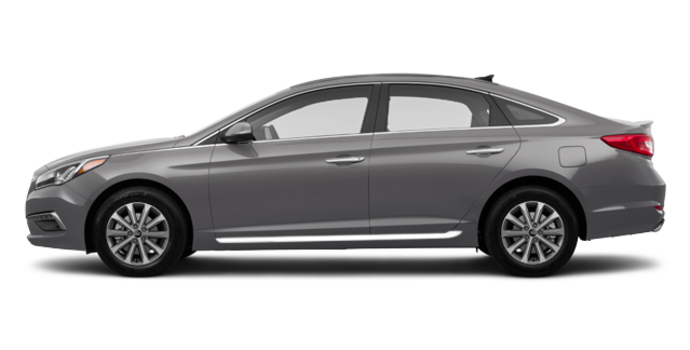 2016 Hyundai Sonata LIMITED | Photo 4 | Platinum Silver