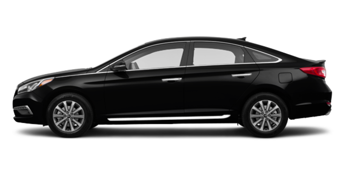 2016 Hyundai Sonata LIMITED | Photo 4 | Black Pearl