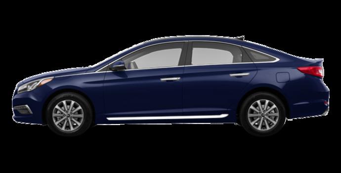 2016 Hyundai Sonata LIMITED | Photo 4 | Coast Blue
