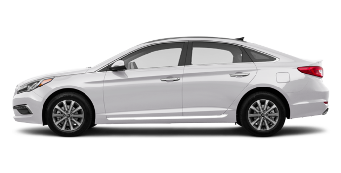 2016 Hyundai Sonata LIMITED | Photo 4 | Ice White