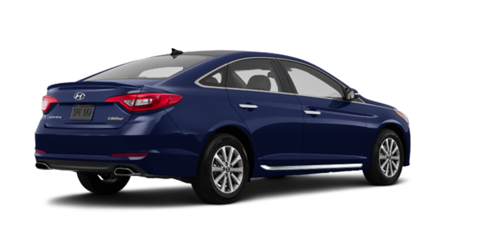 2016 Hyundai Sonata LIMITED | Photo 5 | Coast Blue