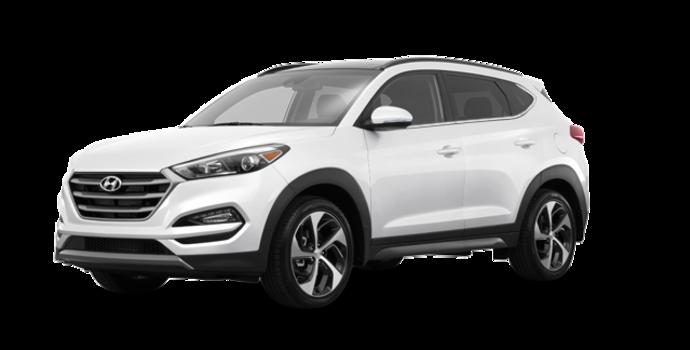 2016 Hyundai Tucson LIMITED | Photo 6 | Winter White