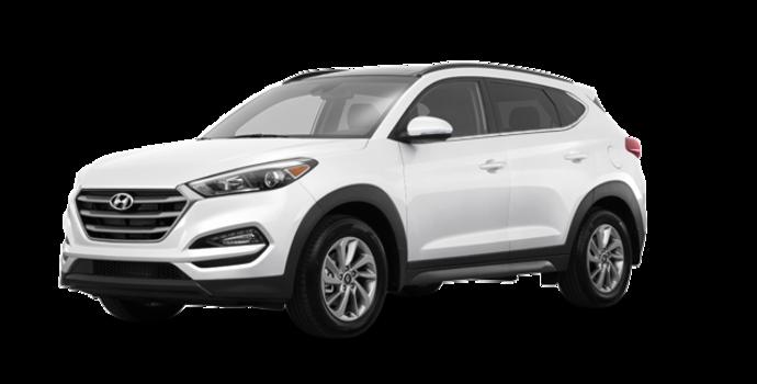 2016 Hyundai Tucson LUXURY | Photo 6 | Winter White