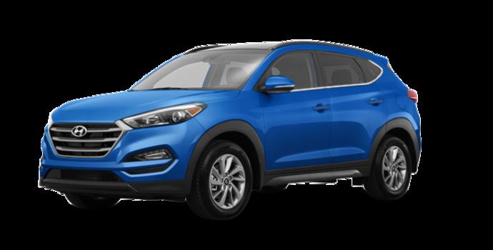 2016 Hyundai Tucson LUXURY | Photo 6 | Caribbean Blue