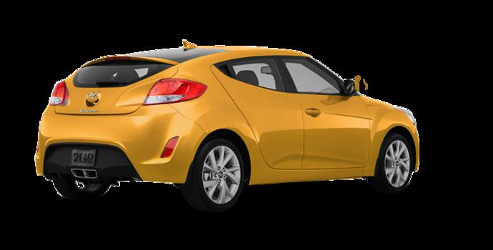 2016 Hyundai Veloster | Photo 5 | Sunflower Yellow