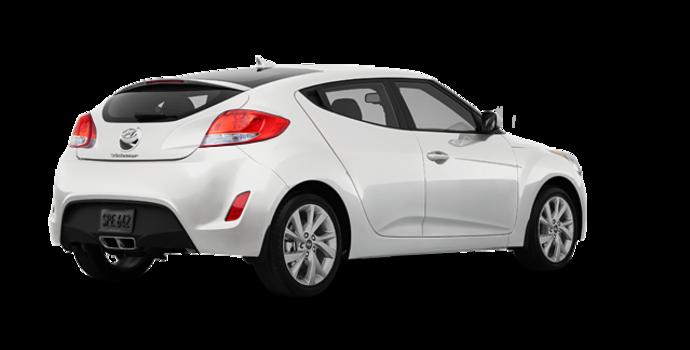 2016 Hyundai Veloster | Photo 5 | Century White