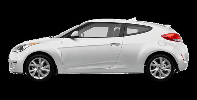 2016 Hyundai Veloster SE | Photo 4 | Century White