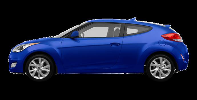 2016 Hyundai Veloster SE | Photo 4 | Pacific Blue